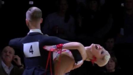 WDSF世界体育舞蹈-埃尔瓦达斯&耶娃-摩登舞