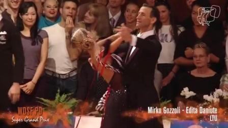 WDSF世界体育舞蹈-米尔科&艾迪塔-摩登舞