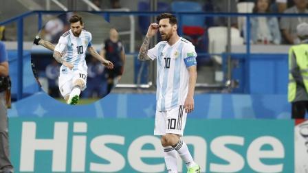 0-3, 阿根廷命悬一线, 魔笛世界波门将送大礼, 阿根廷0-3克罗地亚!