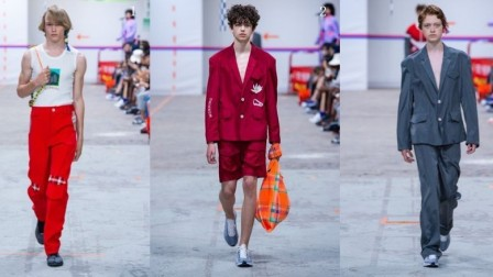 Angus Chiang S/S 2019 Live Show