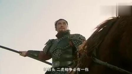 怪不得位居梁山五虎将之首, 林冲勉强与他打成平手