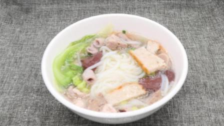 原味汤粉葱头油的做法 原味汤粉做法视频 原味汤粉怎么做