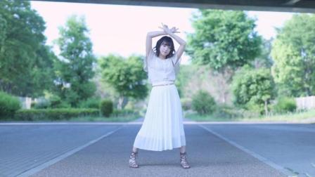 【宅舞】【五月さつき】DEEP BLUE SONG【五月妹子带来的夏季作】
