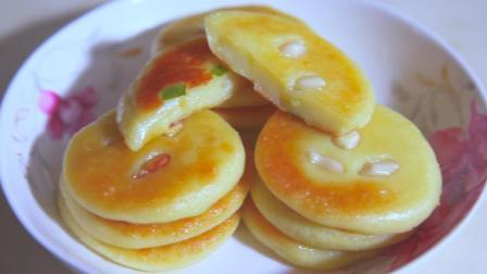 1个土豆、1碗面、1个鸡蛋, 早餐试试这样做, 做法简单外酥里糯