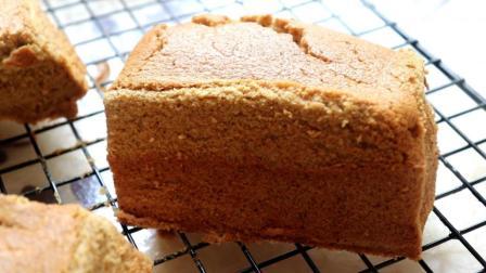 美味的红枣糕, 不需要泡打粉, 3个鸡蛋在家就可以制作, 超级好吃!