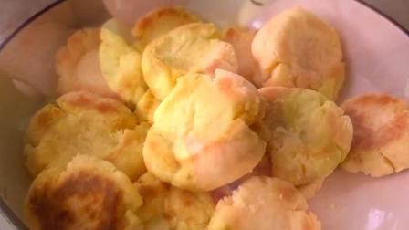 巧用一口锅制作小饼干, 不需要用烤箱, 简单2分钟就搞定