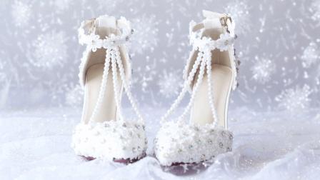 12星座最爱什么公主鞋? 水瓶座的水晶鞋, 狮子座的珍珠鞋都很梦幻!
