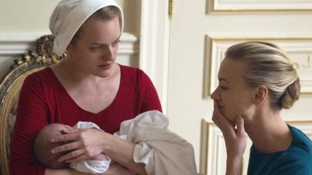 锦灰视读34《使女的故事》: 当怀孕和生育成为女人生活的目的, 这种事在未来有可能真实发生