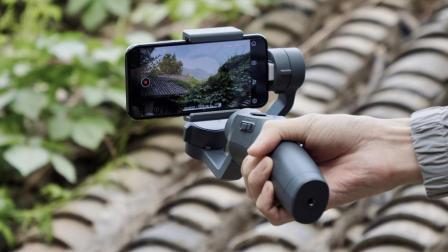 DJI大疆灵眸手机云台2代快速使用体验「WEIBUSI 出品」