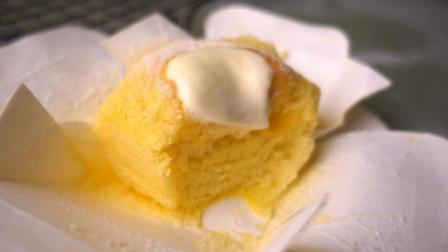 一勺面粉, 4个鸡蛋, 教你在家做一堆蓬松的戚风蛋糕杯