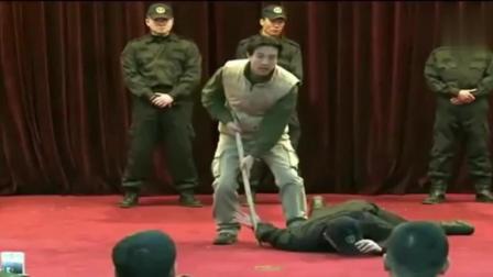 中南海保镖现场演示擒拿术, 每一招都实用, 而且又快又狠, 太厉害了!