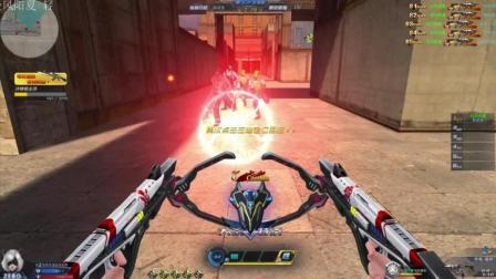 生死狙击轻风: 新英雄赤电-皆杀冒险评测 激活爆裂状态 可生成超强雷场