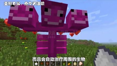 我的世界官方最大谎言, 羊吃金苹果还能飞? 粉色凋零最奇葩!