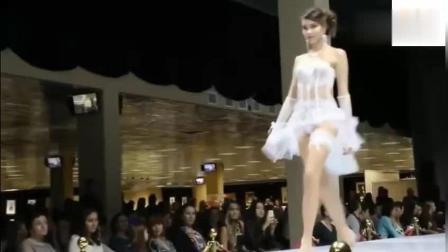 2018年法国时装周内衣秀, 震撼你的视觉