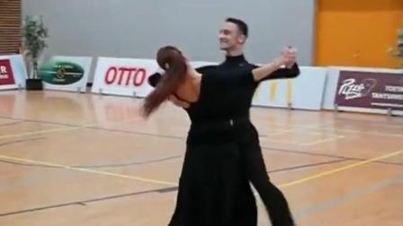 WDSF世界体育舞蹈《五支舞》贝尼代托&克劳迪娅