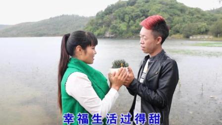 贵州山歌《十二月情歌》朱文聪 李赛萍