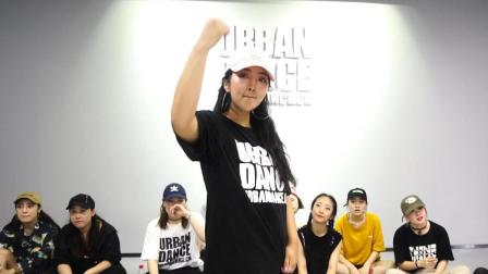 Subin Kim 编舞《Glow Up》Urban Dance Studio GRV