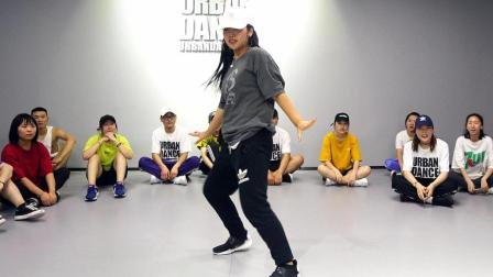 Subin Kim 编舞《Everyday》Urban Dance Studio GRV