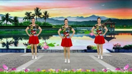 32步水兵舞《北江美》经典老歌好听又好看!