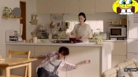 日本广告里说汉语, 这是要整哪出?