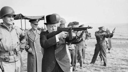 二战中英国不堪一击? 凭海军单挑德国一点问题都没有