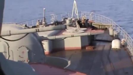 当索马里海盗遇到俄罗斯海军, 悲剧了