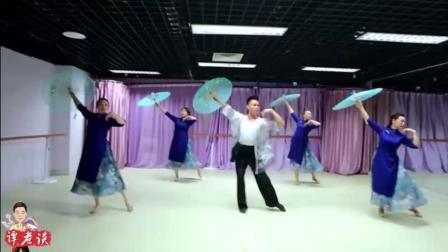 陈舞承老师原创古典舞《风筝误》, 这个男舞蹈老师不简单, 太美了