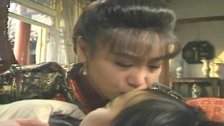 哑妻: 小彬生病了, 善良的依依主动照顾这个继子, 静言感动得哭了