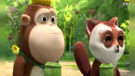 少儿动画片 这简直是我童年的回忆啊! , 熊熊乐园: 看到光头强制作的电话