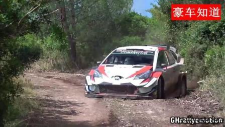 感觉这是最好看的赛车比赛, WRC 2018 意大利汽车拉力赛