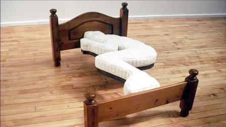 7个极具创意的床, 这个最有安全感, 你喜欢那个?