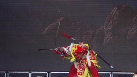 祁太秧歌 清唱《卖高底》杜玉双(原东丑)