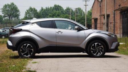 一汽丰田最帅SUV实车到店! 比奇骏更好看, 最低售价14.98万起!