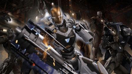 钢铁侠这3套装甲最弱, 反被网友捧为经典? 第3套真的百看不厌