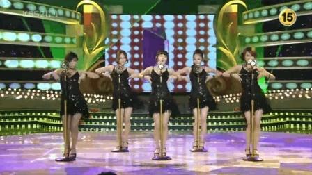 十年前亚洲大热歌曲《Nobody》现场版