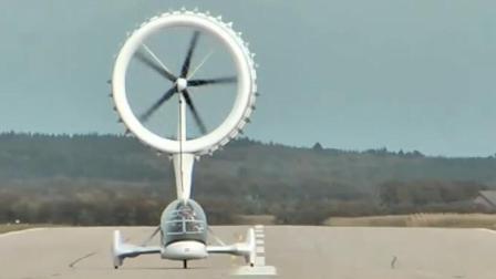 不烧油不用电的三轮车, 头上顶个大风扇就能跑
