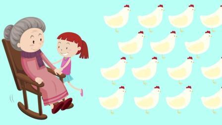脑力测试: 3只鸡3天3个蛋, 15只鸡15天多少个蛋?