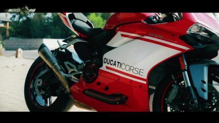 MOTO 小峰 2018 杜卡迪959 最便宜的公升级跑车 预告