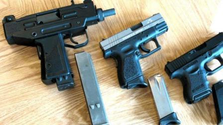 绝地求生冲锋枪原型, 个头不大射速可不慢。