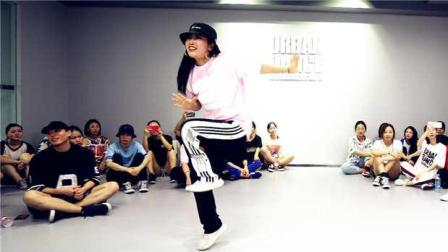 Subin Kim 编舞《Thick》Urban Dance Studio GRV