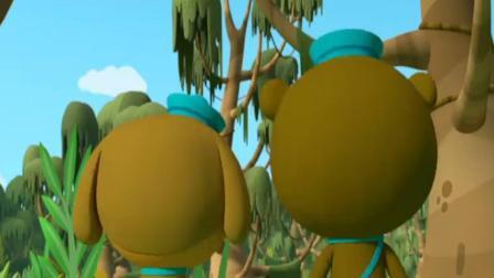 少儿动画片 这么长的蛇皮 那蛇得多长啊: 海底小纵队