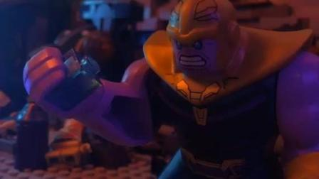 乐高复仇者联盟3, 灭霸吊打绿巨人, 洛基开场打了个酱油就挂掉