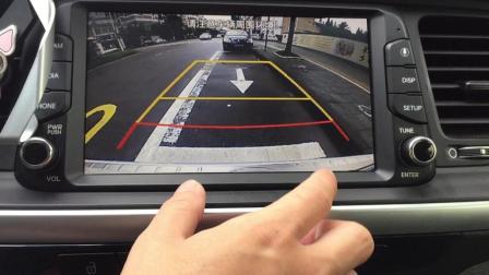 倒车影像如何使用才安全? 老司机演示给你看, 驾校里学不到的