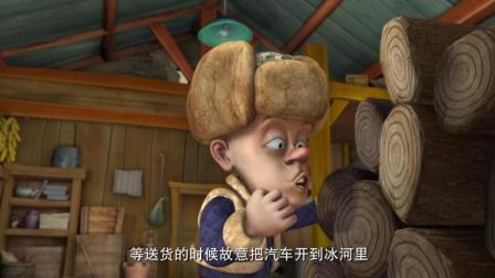 熊出没: 李老板是潜伏在强哥肚里的蛔虫, 这下惨了