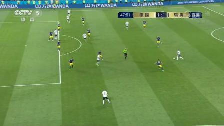2018世界杯德国刚换人就进球