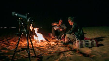 杨祐宁和张孝全:迪拜沙漠的一天