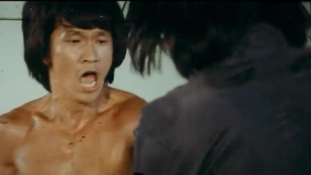 吕小龙精彩打斗片段, 截拳道VS蛇拳, 真正做到了出拳快如闪电