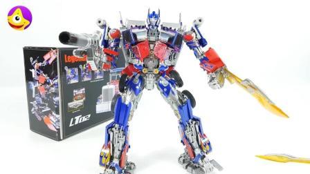 神奇机器人手动变形玩具, 宝宝早教赛博天变形金刚玩具