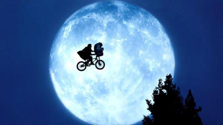 还记得你童年里那个可爱的外星人吗? 速看科幻电影《E.T外星人》