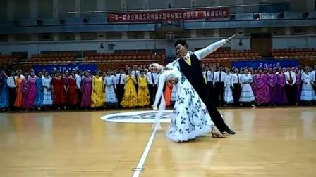 2018中标舞-王建军&胡小青-走进哈尔滨